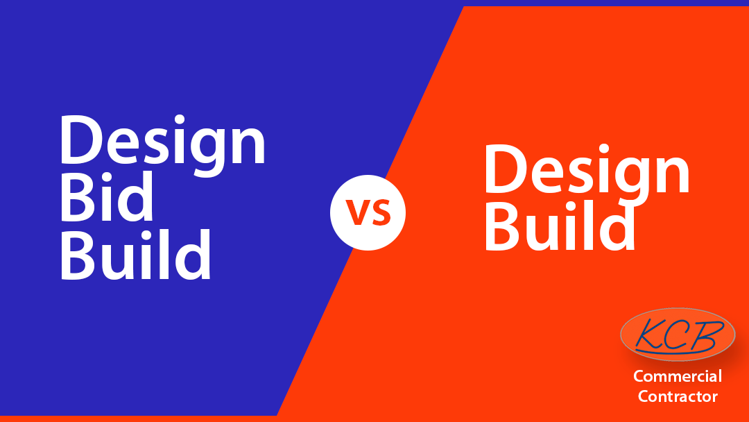 Design Bid Build vs. Design Build