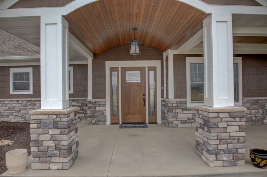 2019 Craftsman Ranch Custom Built Home