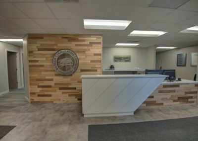 Badger Corrugating Office Renovation