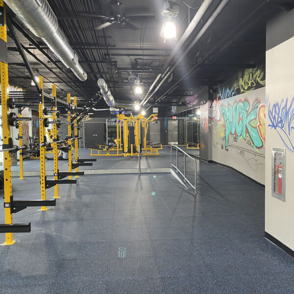 District 901 Gym - photo after Kirchner Custom Builders renovation 1