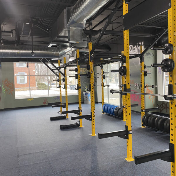 District 901 Gym - photo after Kirchner Custom Builders renovation 3